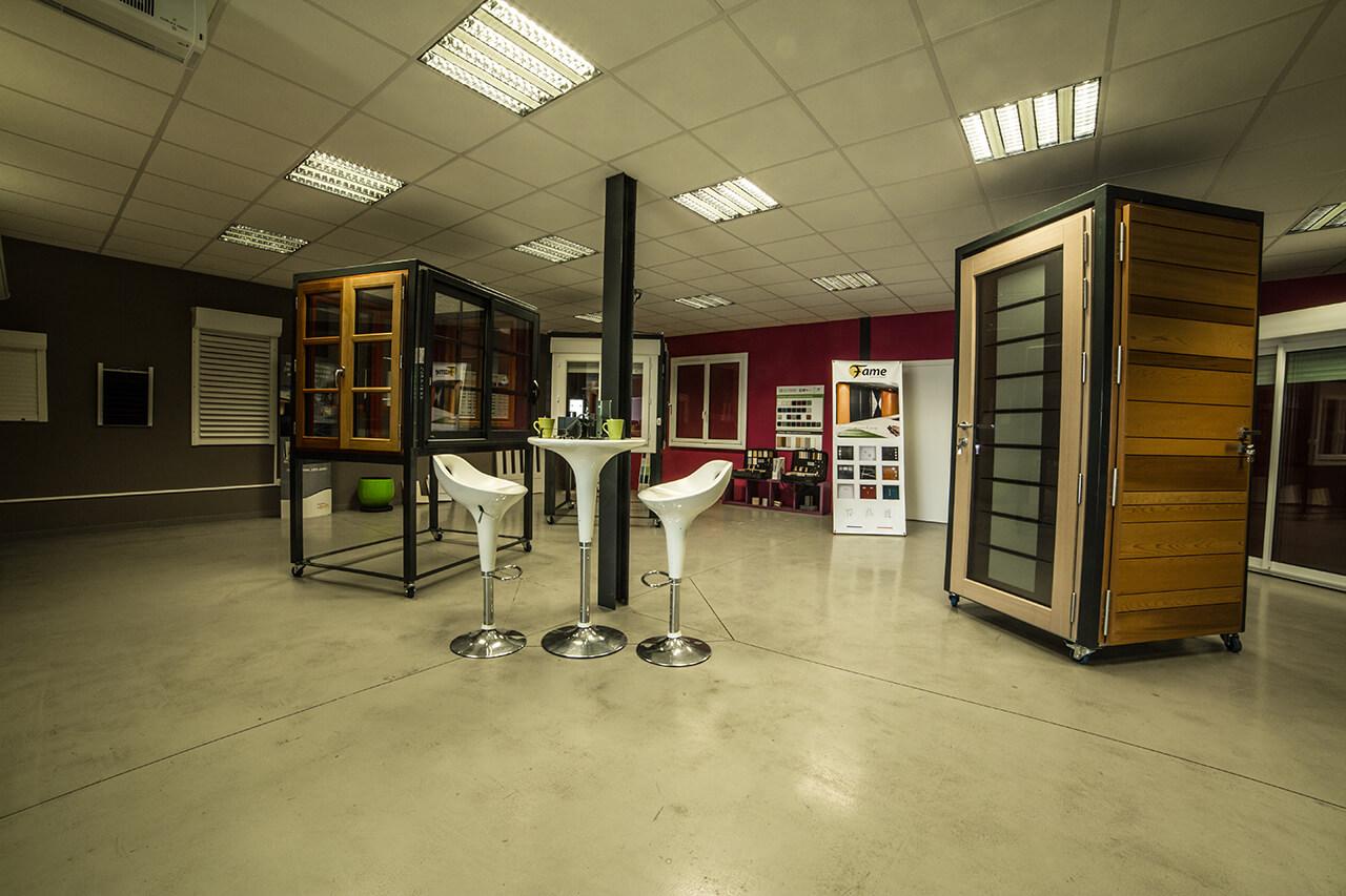 DM Menuiseries - Showroom
